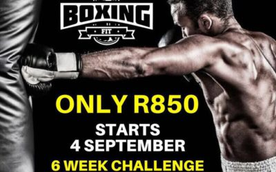 Boxing Fit 6 Week Challenge